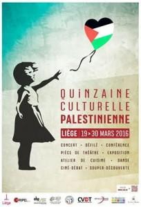 Quinzaine culturelle palestinienne